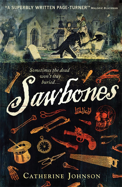Sawbones Sixteen-year-old Ezra McAdam has much to thankful trained...