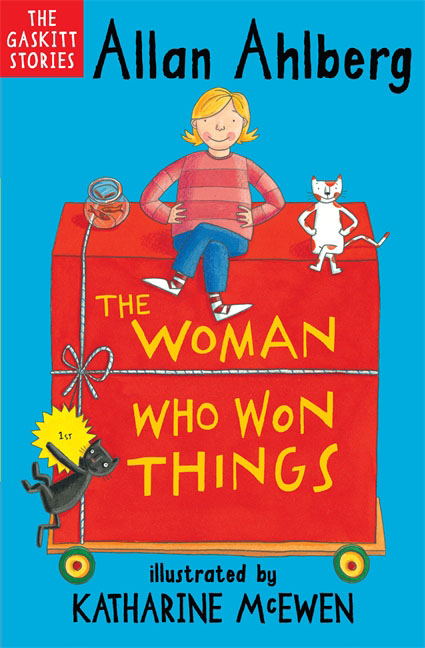 The Woman Who Won Things what a woman needs