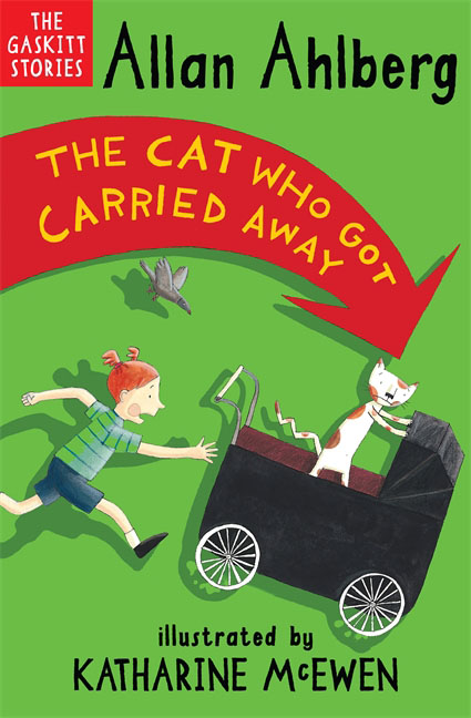 The Cat Who Got Carried Away wife who ran away