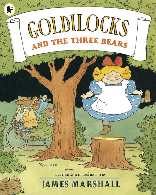 Goldilocks and the Three Bears seeing things as they are