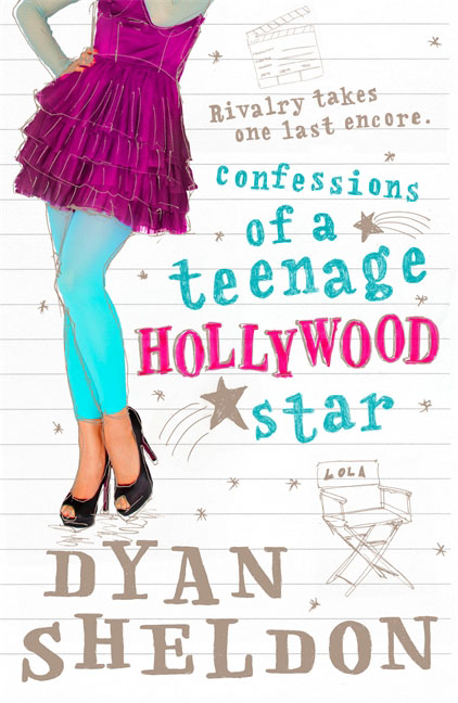 Confessions of a Teenage Hollywood Star the comedy of errors