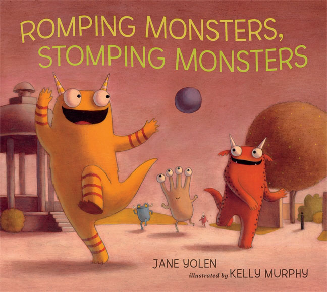 Romping Monsters, Stomping Monsters romping monsters stomping monsters