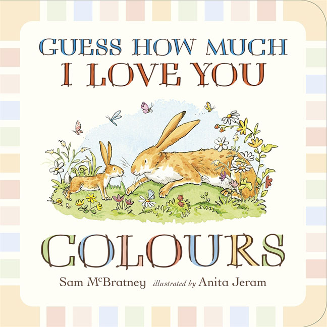 Guess How Much I Love You: Colours primary colours pupil s book level 4 primary colours page 5