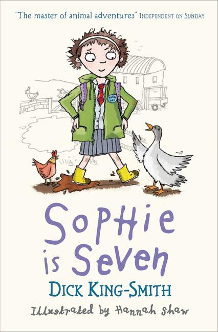 Купить Sophie Is Seven,