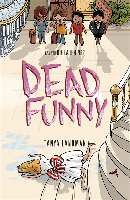Murder Mysteries 2: Dead Funny lizzie mcguire mysteries case of the missing she geek book 3 junior novel lizzie mcguire mysteries