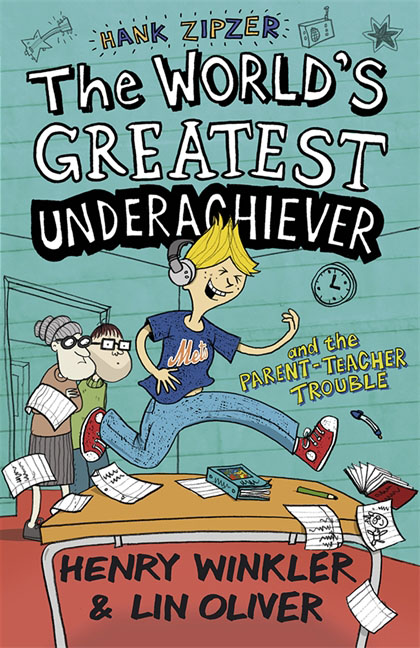 Купить Hank Zipzer 7: The World's Greatest Underachiever and the Parent-Teacher Trouble,