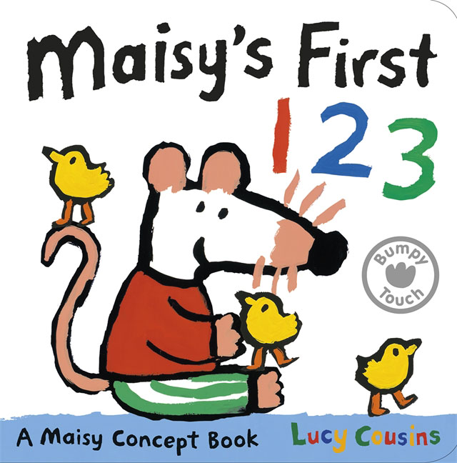 Maisy's First 123 maisy s farm sticker book