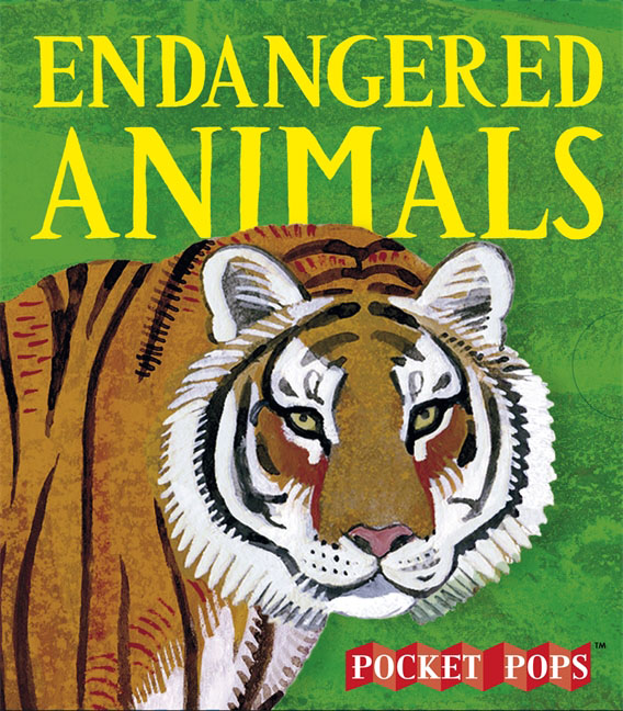 Endangered Animals: A Three-Dimensional Expanding Pocket Guide пазл 73 5 x 48 8 1000 элементов printio сад земных наслаждений