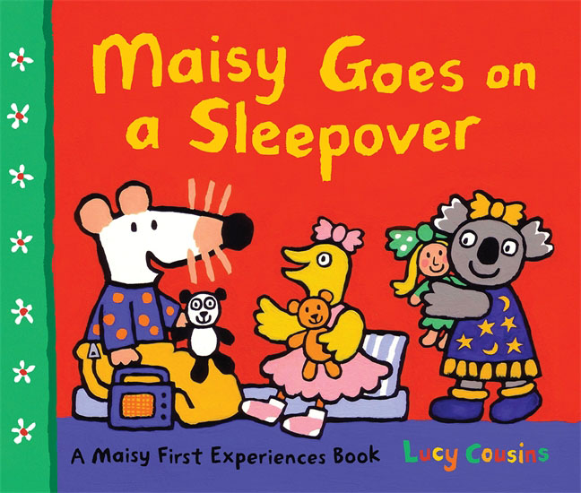 Maisy Goes on a Sleepover maisy goes by plane