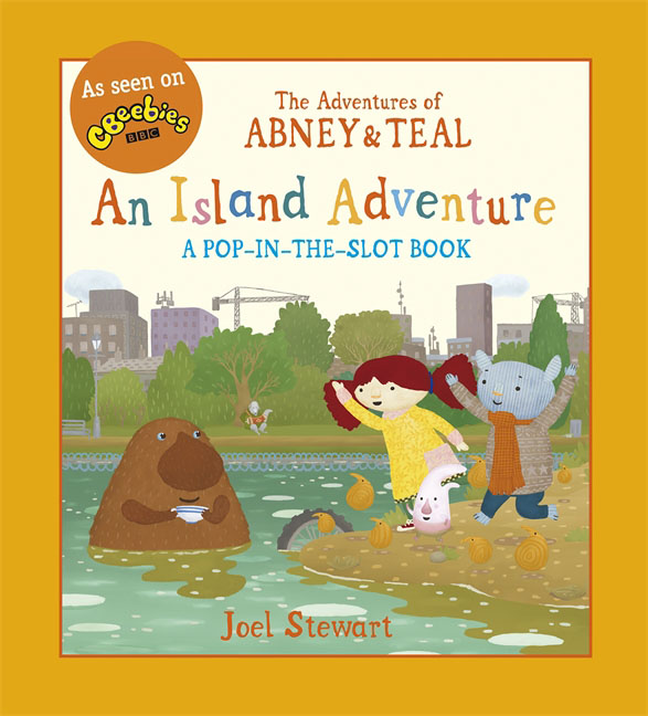 The Adventures of Abney & Teal: An Island Adventure the brides of rollrock island