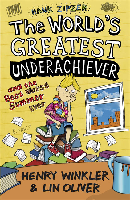 Купить Hank Zipzer 8: The World's Greatest Underachiever and the Best Worst Summer Ever,