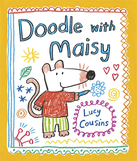 Doodle with Maisy maisy s farm sticker book