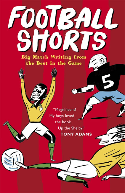 Football Shorts telling stories of war