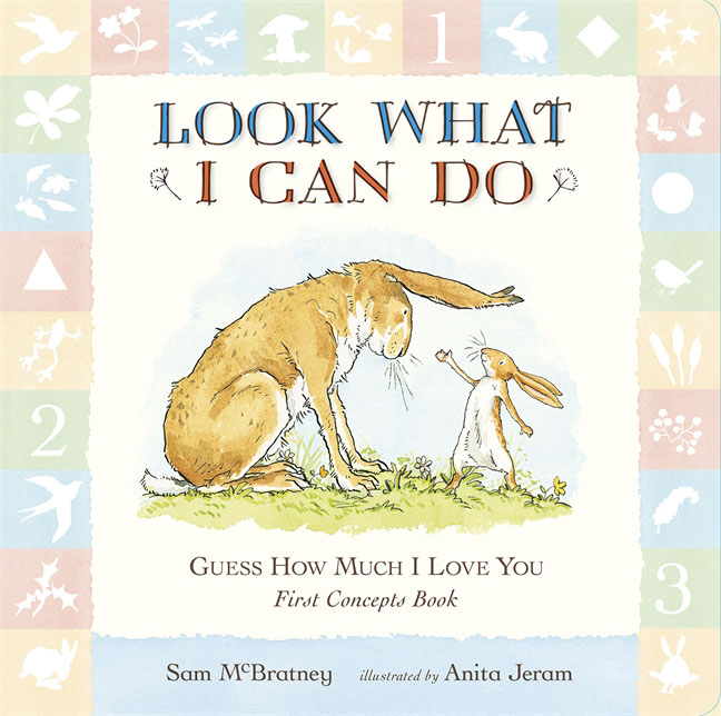 цена Guess How Much I Love You: Look What I Can Do: First Concepts Book