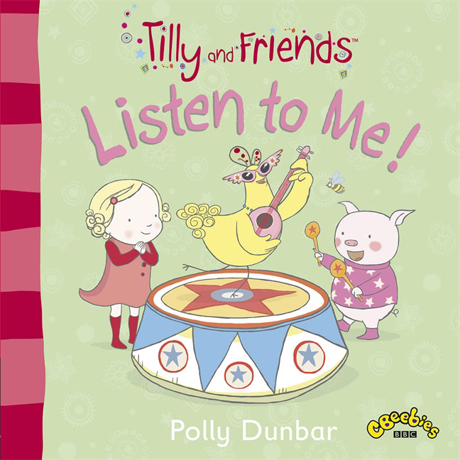 Tilly and Friends: Listen to Me! tilly and friends doctor tilly
