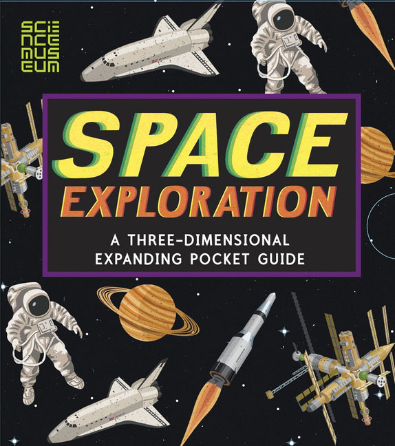 Space Exploration: A Three-Dimensional Expanding Pocket Guide велосипед stels navigator 380 2013