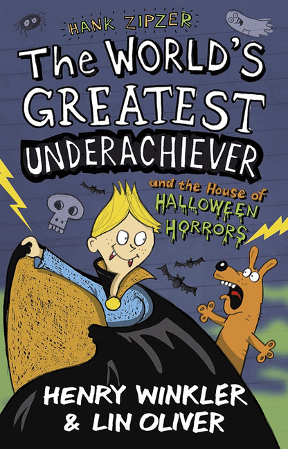 Hank Zipzer 10: The World's Greatest Underachiever and the House of Halloween Horrors the halloween tree