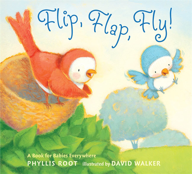 Flip, Flap, Fly! бумажник rainbow wings to fly a 08 2015