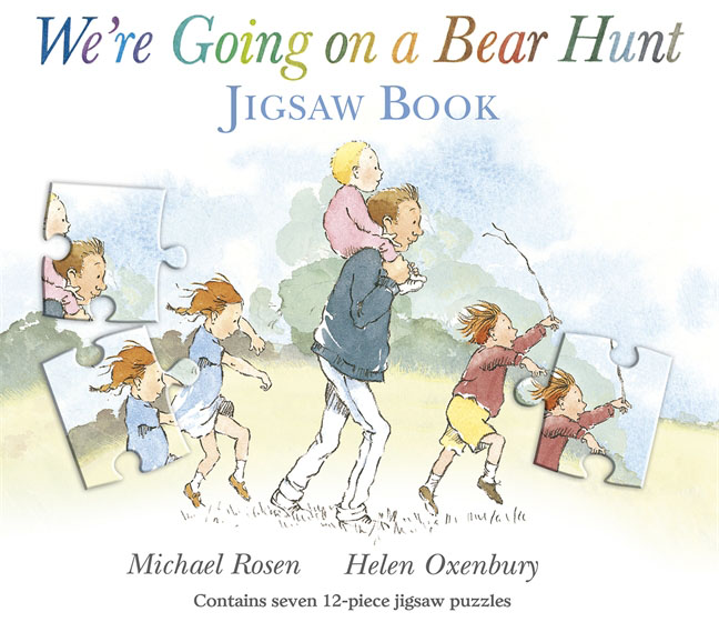 We're Going on a Bear Hunt janet norton on the other side the fall