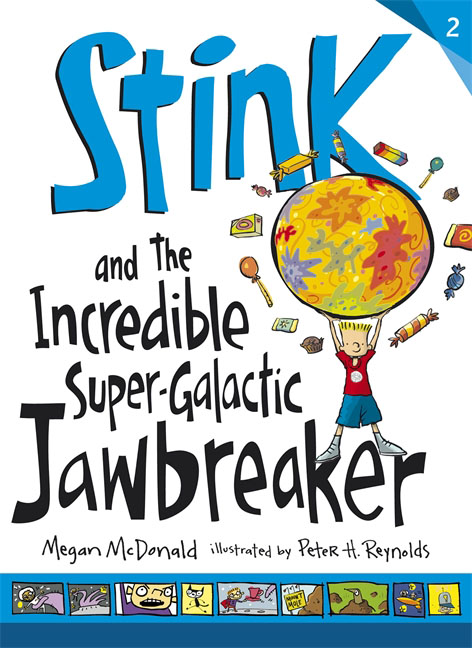 Купить Stink and the Incredible Super-Galactic Jawbreaker,