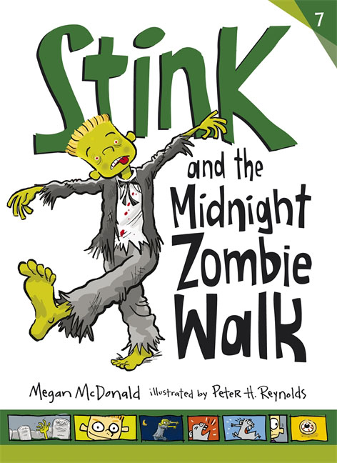 Stink and the Midnight Zombie Walk,  - купить со скидкой