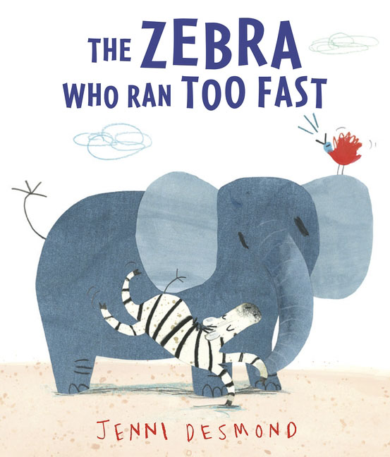 The Zebra Who Ran Too Fast ups and downs