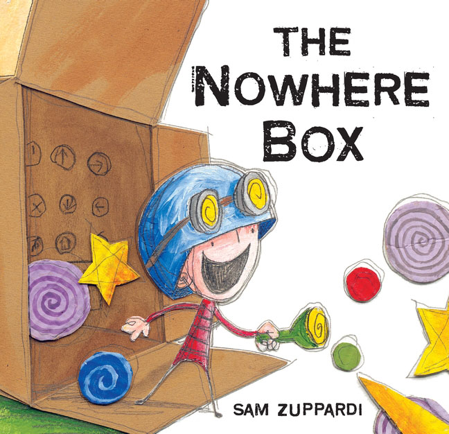 The Nowhere Box the nowhere box