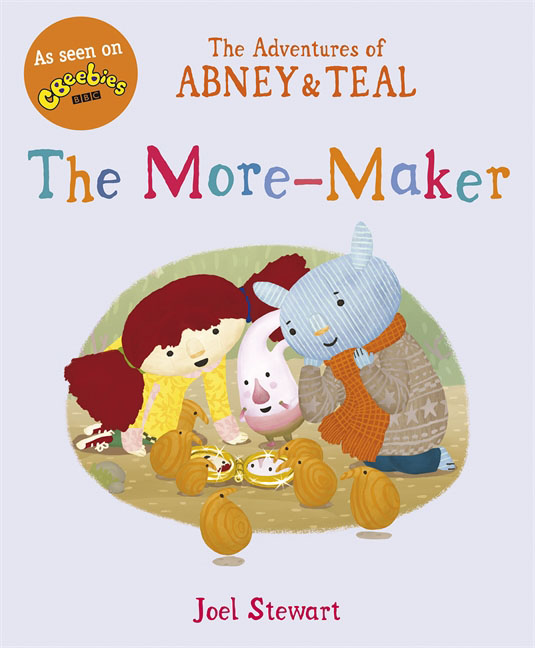 The Adventures of Abney & Teal: The More-Maker more of me