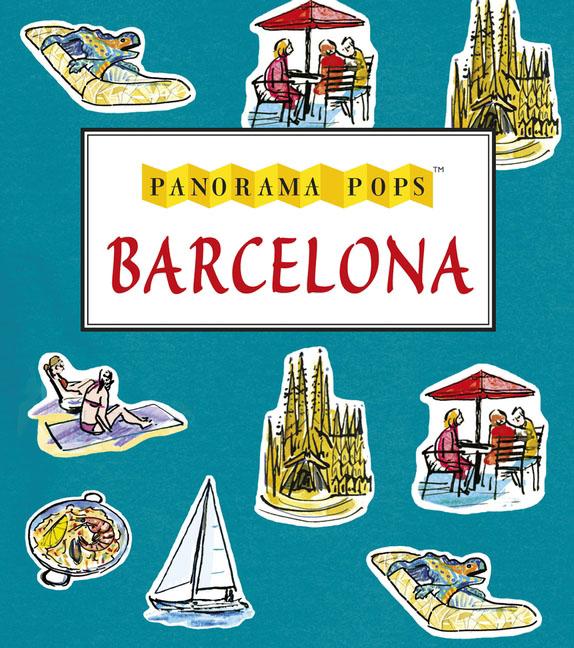 Barcelona: Panorama Pops shakespeare on flowers panorama pops