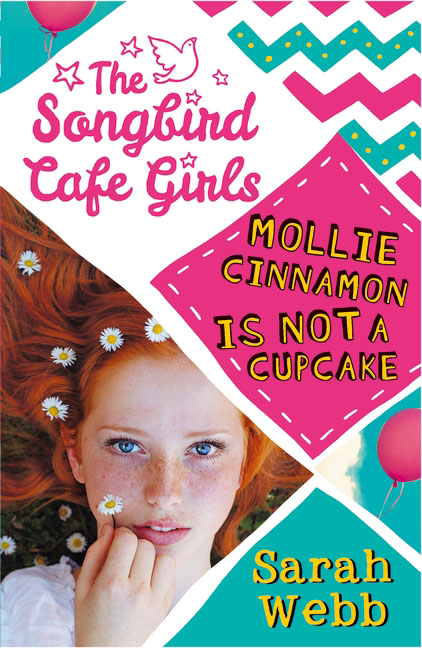 Mollie Cinnamon Is Not a Cupcake (The Songbird Cafe Girls 1) huan yun sport bluetooth earphone stereo headset waterproof wireless ear hook headphone with mic hifi wireless sport bluetooth