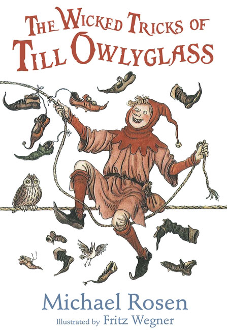 The Wicked Tricks of Till Owlyglass the trouble with paradise