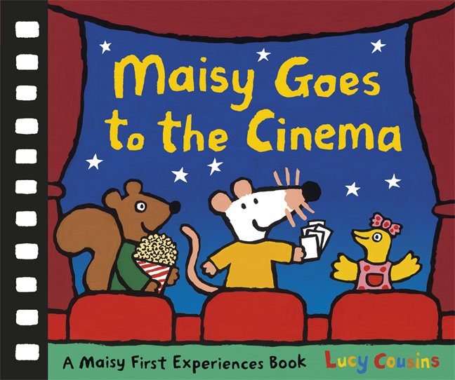 Maisy Goes to the Cinema maisy goes by plane