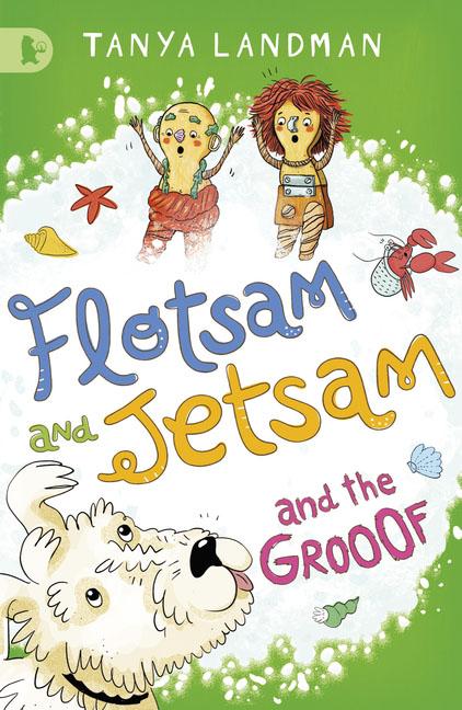Flotsam and Jetsam and the Grooof beach house