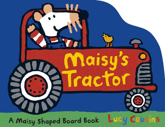 Maisy's Tractor maisy s tractor