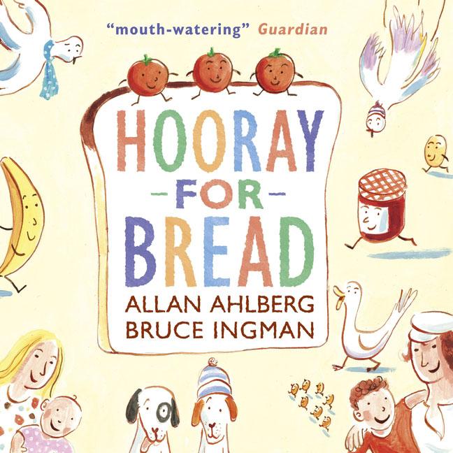 Hooray for Bread bread toast crumbs