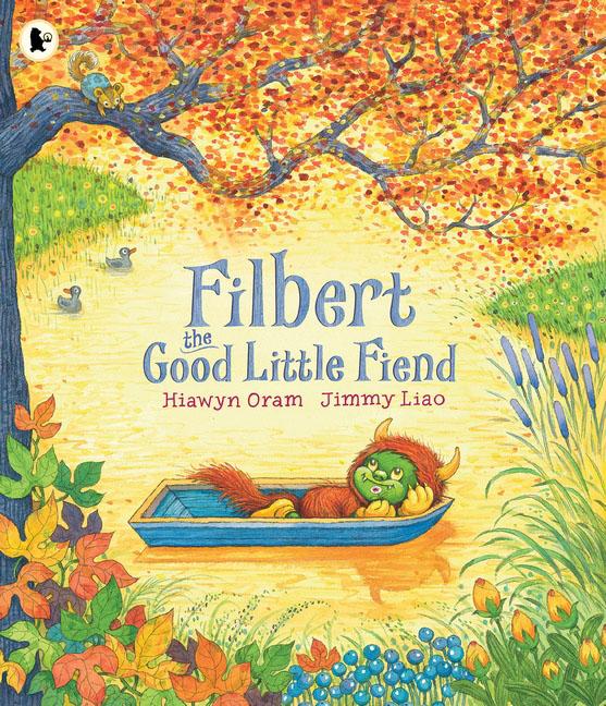 Filbert, the Good Little Fiend good angel of death