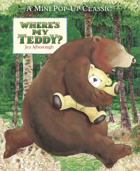 Where's My Teddy? sophie kinsella my not so perfect life