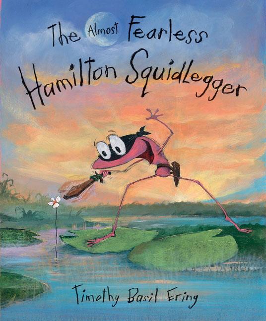 The Almost Fearless Hamilton Squidlegger трусы captain fearless gay