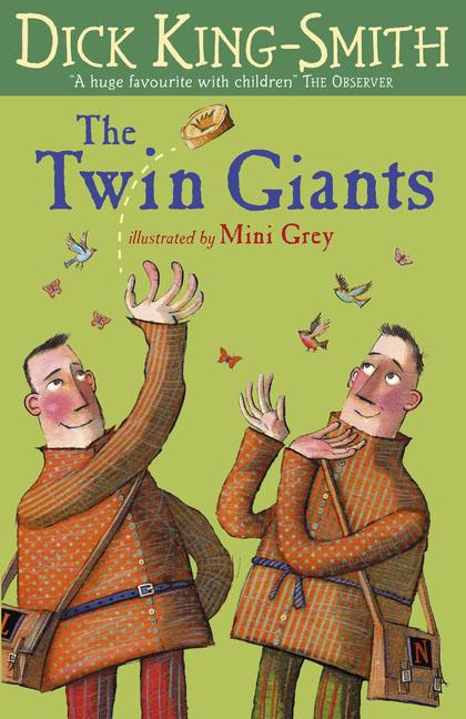 The Twin Giants the twin giants