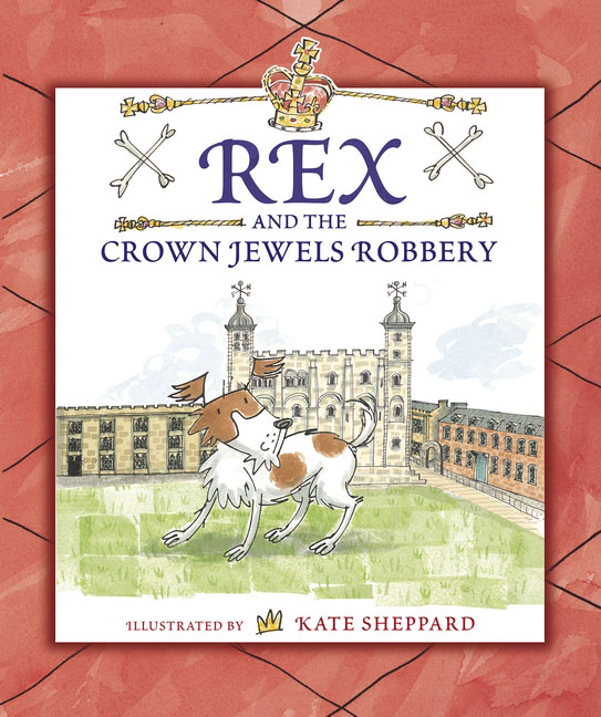 Rex and the Crown Jewels Robbery paul temple and the harkdale robbery
