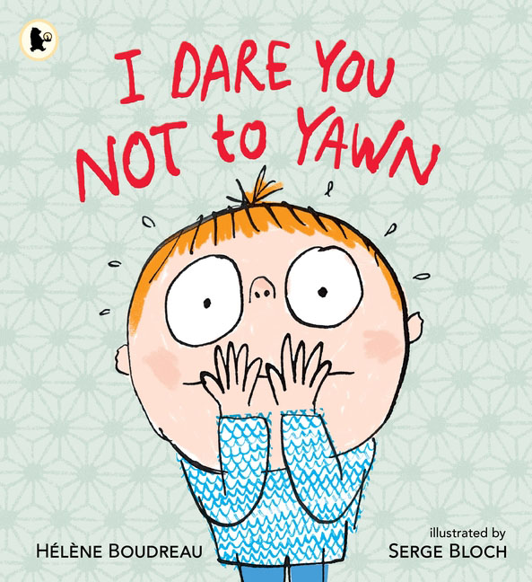 цена на I Dare You Not to Yawn