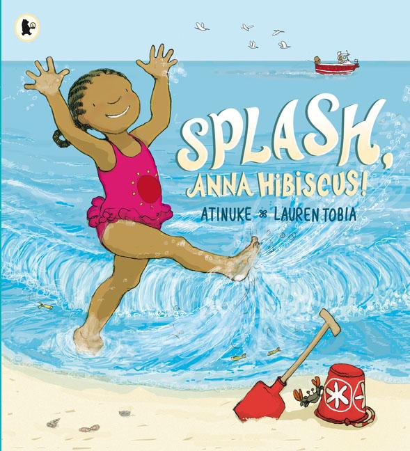 Купить Splash, Anna Hibiscus!,
