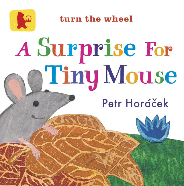 A Surprise for Tiny Mouse paddington at the rainbow s end board book