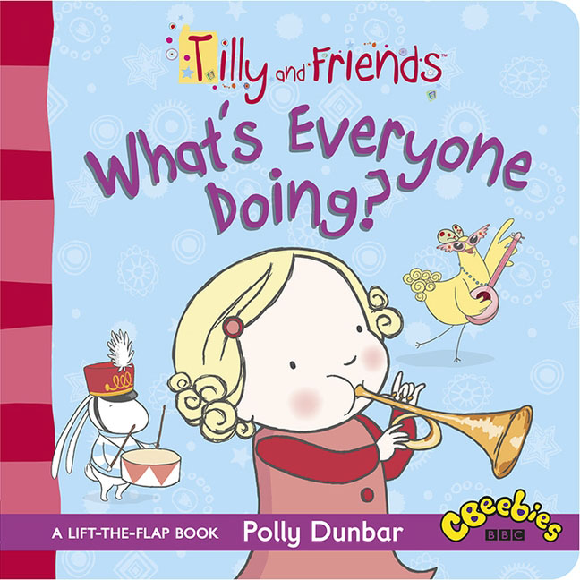 Tilly and Friends: What's Everyone Doing? tilly and friends doctor tilly