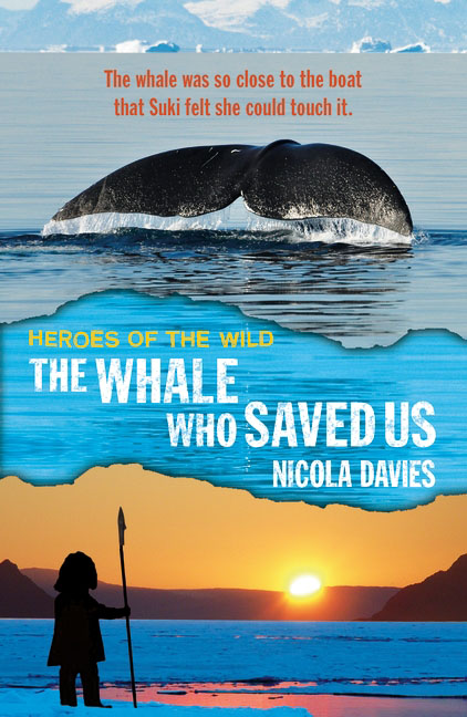 The Whale Who Saved Us whale adventure
