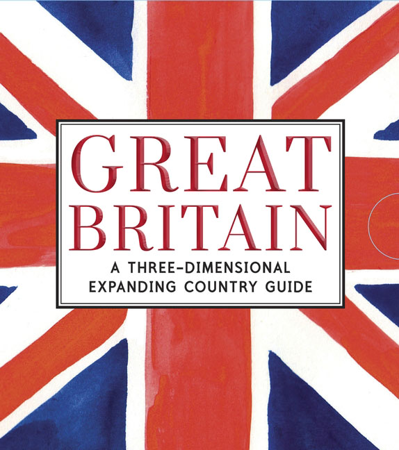 Great Britain: A Three-Dimensional Expanding Country Guide pocket photo guide to the birds of china