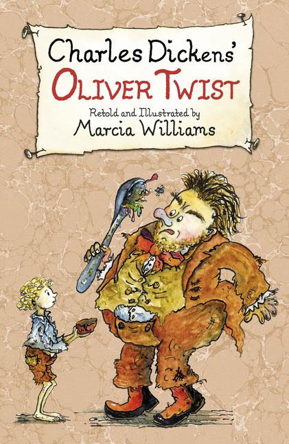 Oliver Twist the classic works of charles dickens three landmark novels
