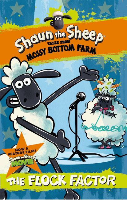 Shaun the Sheep: The Flock Factor средство экофрэнд универсальный очиститель поверхности
