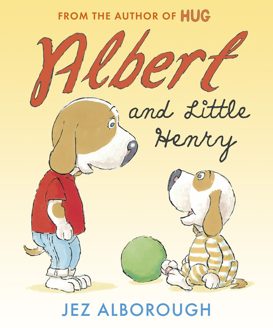 Купить Albert and Little Henry,
