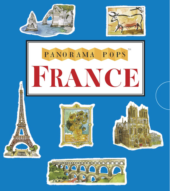 France: Panorama Pops blue guide southwest france 3e